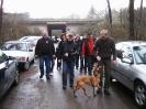 Besuch im Tierheim Bielefeld am 29. März