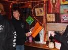 Infostand auf dem Weihnachtsmarkt in Neuenkirchen